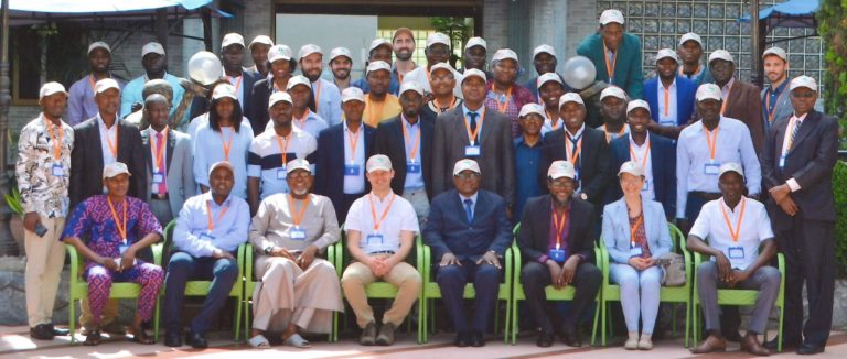 Photo of participants of workshop 2019